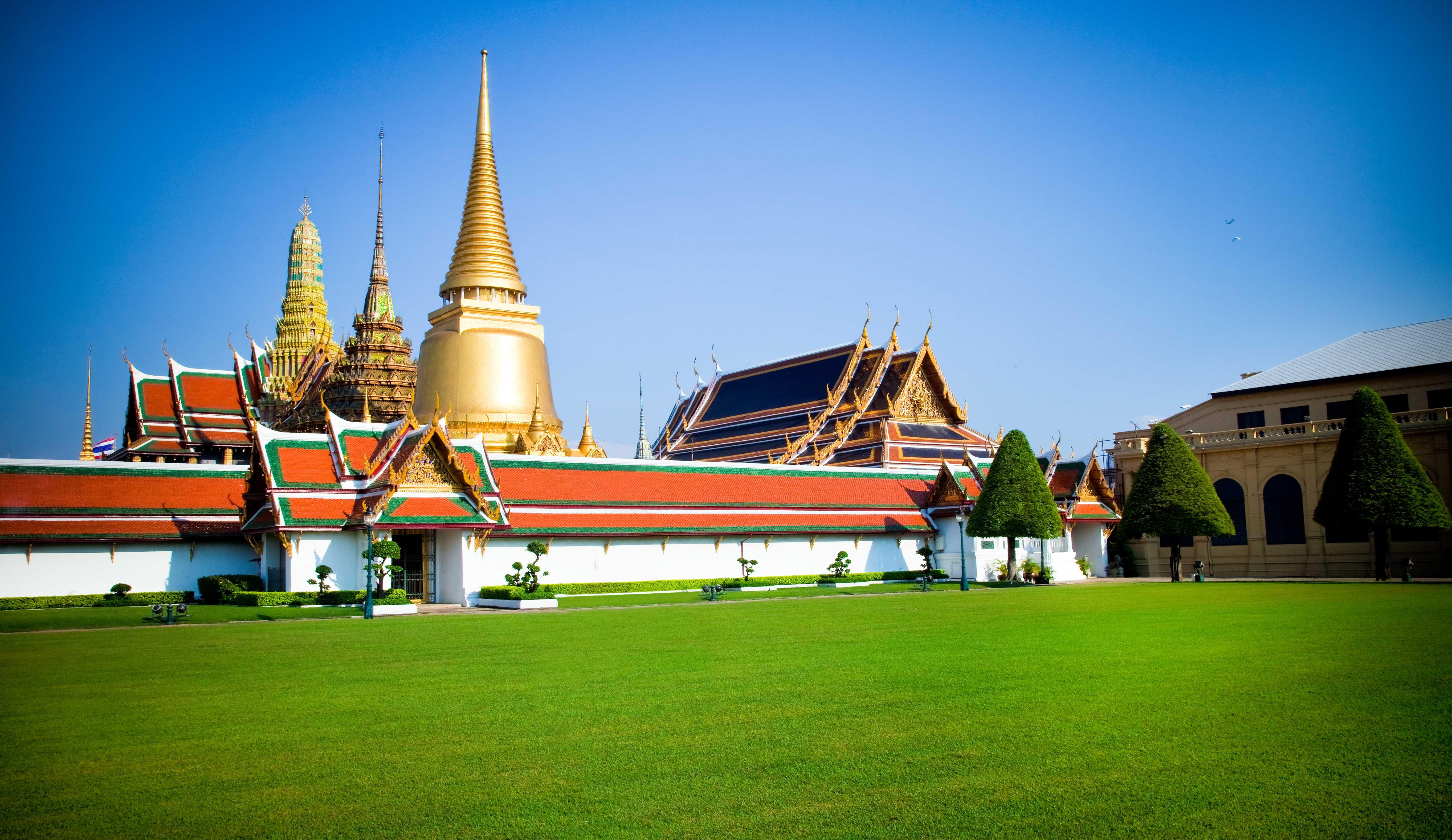 【大城小爱】泰国一地5晚7日跟团游<曼谷,芭堤雅,金沙岛,豪华自助餐 A14>