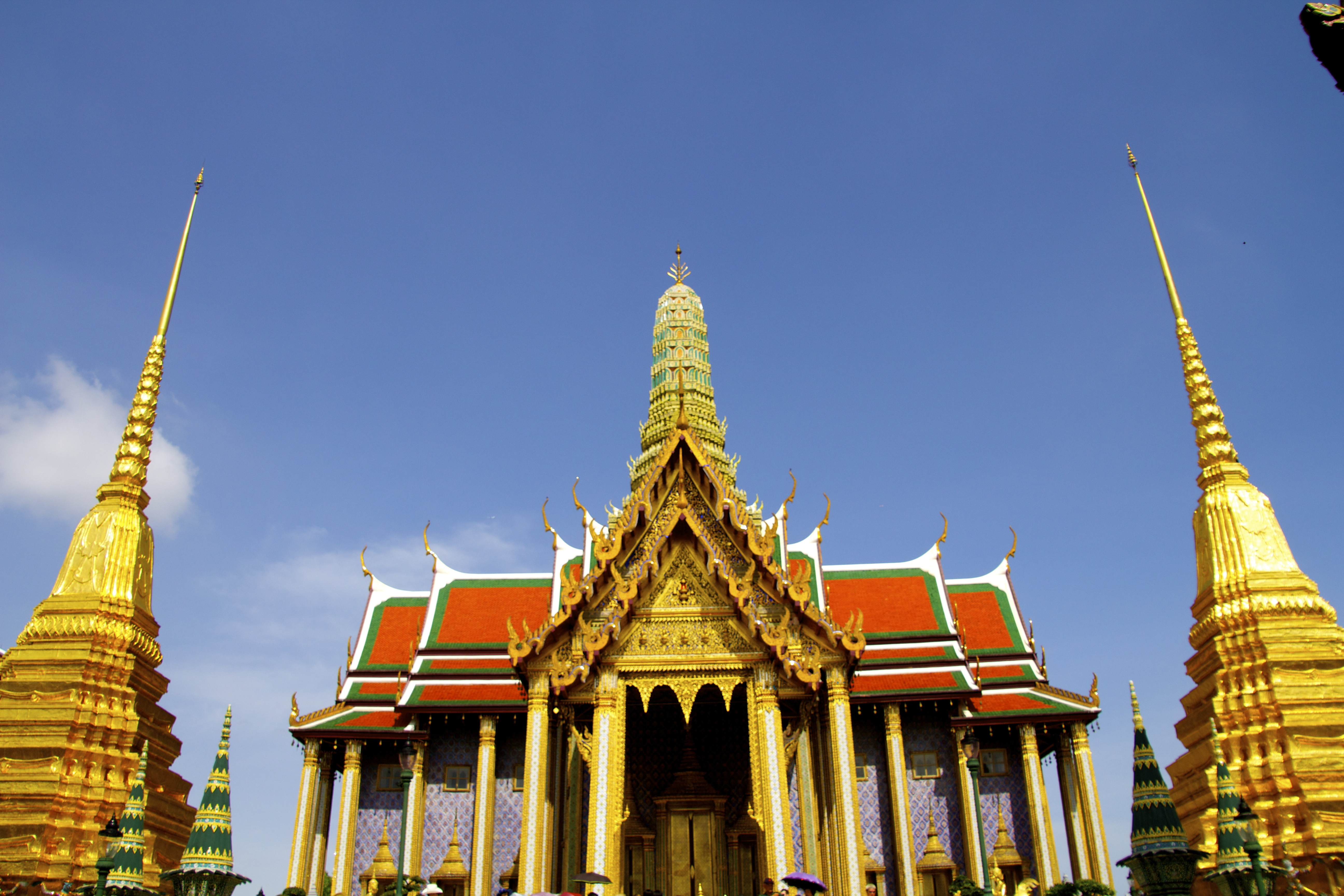 泰国一地5晚6日跟团游