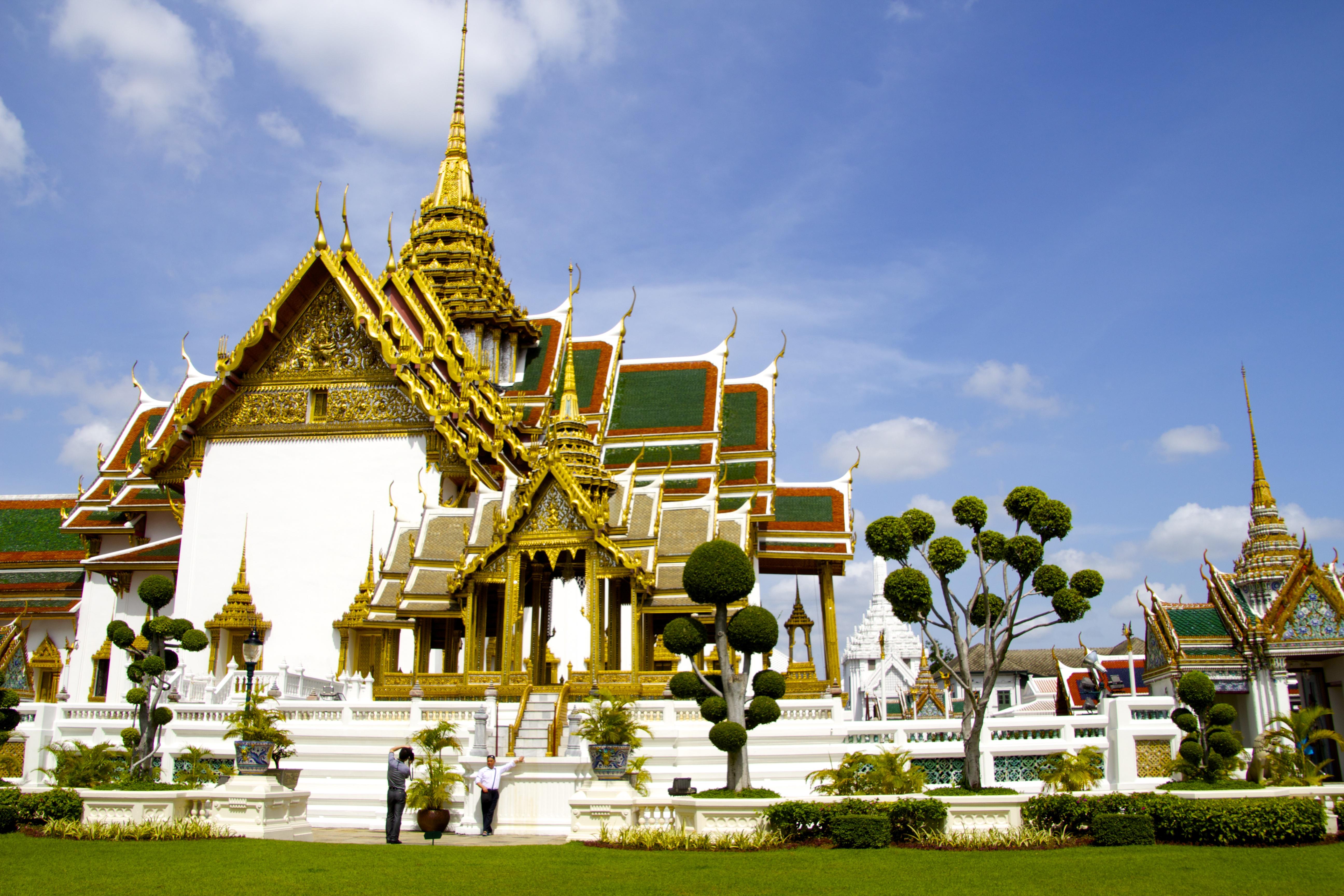 泰国一地双飞5晚6天跟团游