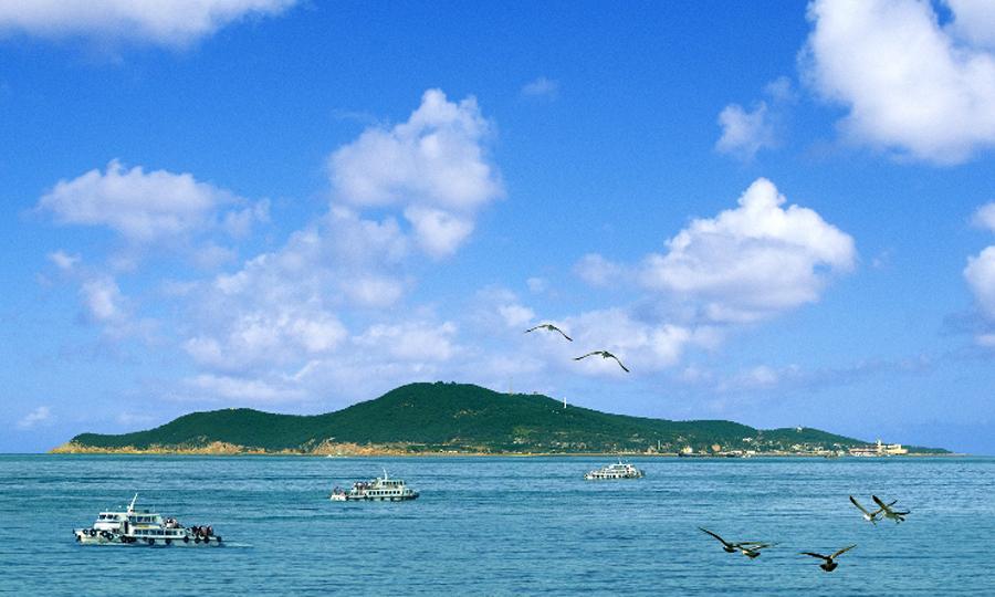 青島、蓬萊、威海、煙臺雙臥6日游<【長島時光】雙臥6日游 B06>